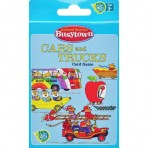 Diggers and Trucks Card Game